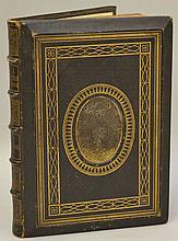 IN A COOK & SOMERVILLE BINDING, NY - Family Pictures From the Bible by Mrs. Ellet
