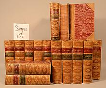 The Works of Hubert Howe Bancroft - Complete in 39 Volumes