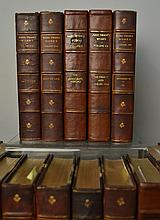 The Writings of Mark Twain - The Autograph Edition..... Complete in 25 Volumes - SIGNED BY SAMUEL CLEMENS, CO-AUTHORS AND ILLUSTRATORS