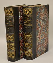 History of the Seventh Regiment of New York 1806-1889 by Colonel Emmons Clark - 2 Volumes