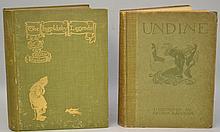 ILLUSTRATED BY ARTHUR RACKHAM - 2 Volumes