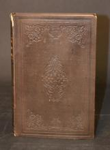 Report of The Debates in the Convention of California, on the Formation of the State Constitution, in September and October, 1849 by J. Ross Browne [INSCRIBED & SIGNED BY THE AUTHOR]