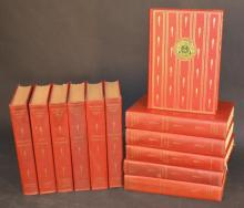 Smithsonian Scientific Series, Editor-in-Chief Charles Greeley Abbot - Complete in 12 Volumes [The Patron's Edition, SIGNED BY THE EDITOR]