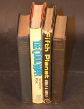 SCI-FI AND WEIRD FICTION - 4 Volumes