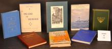 NEW HAMPSHIRE AUTHORS - ALL ARE AUTHOR SIGNED - 14 Volumes