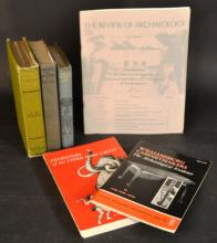 NATURAL HISTORY & ARCHAEOLOGY - 6 Volumes