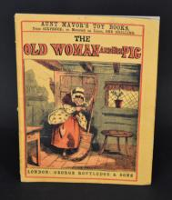 The Old Woman and Her Pig.  Aunt Mavor's Toy Books [SCARCE]