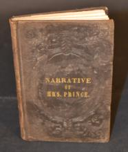 A Narrative of the Life and Travels of Mrs. Nancy Prince, Written by Herself