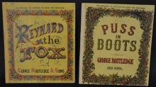 Routledge's Shilling Toy Books - 2 Volumes
