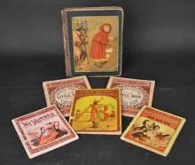 EARLY CHILDREN'S [Includes Chapbooks] - 6 Volumes
