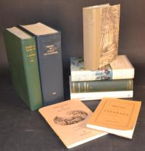KEENE AREA TOWN HISTORIES - 8 Volumes [New Hampshire]