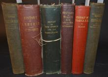 NEW HAMPSHIRE TOWN HISTORIES - 6 Volumes