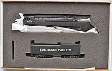 BACHMANN HO SCALE MODEL RAILROAD WAR BABY LOCOMOTIVE AND TENDER SET