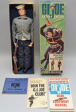 1964 G.I. JOE ACTION SAILOR DOLL BY HASBRO