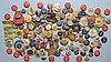 COLLECTION OF APPROX. (158) MISC. VINTAGE PINBACK BUTTONS