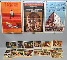 VINTAGE MOVIE POSTERS AND LOBBY CARDS