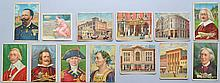 (13) MISC. VINTAGE TOBACCO ADVERTISING PREMIUM COLLECTORS CARDS