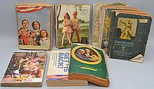 (8) MISC. VINTAGE SEARS AND ROEBUCK & CO. MERCHANDISE CATALOGS