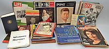 COLLECTION OF JOHN F. KENNEDY PAPER EPHEMERA