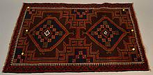 20TH CENT. BALOUCHI RUG