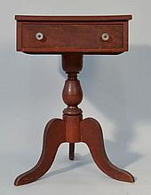 N.E. EMPIRE (1) DRAWER STAND