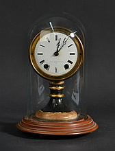 19TH CENT. DOMED SETH THOMAS SONS & CO. - N.Y. CANDLESTICK CLOCK