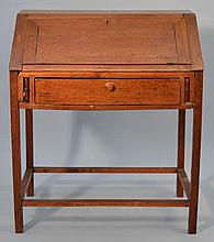 19TH CENT. ACCOUNTANTS OR SCHOOL MASTERS DESK