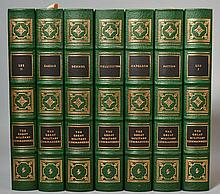 EASTON PRESS / THE GREAT MILITARY COMMANDERS - 7 Volumes