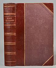 The Life and Adventures of Martin Chuzzlewitt by Charles Dickens [1st Edition / 1st State]