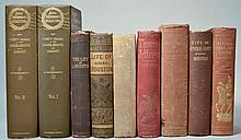 MILITARY & POLITICAL BIOGRAPHIES - 9 Volumes