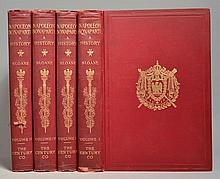 Life of Napoleon Bonaparte by William Milligan Sloane - Complete in 4 Volumes