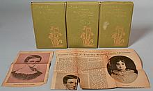 Poems by Emily Dickinson - 3 Volumes