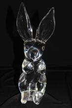 Daum Rabbit Clear Crystal