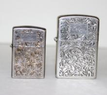 2 Sterling 950 Lighters