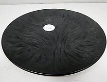 Lalique Algues Noir Black Plate