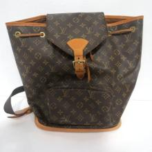 Louis Vuitton Monogram Backpack
