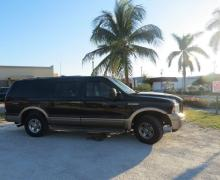 2005 Ford Eddie Bauer Limited Edition Excursion