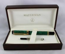 French Waterman Fountain 18Kt Tip Pen