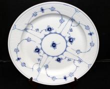 Royal Copenhagen Blue Lace Porcelain Serving Dish