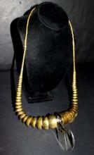 Robert Lee Morris Modernist Necklace
