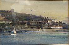 Noel H. Leaver (English 1889-1951) Watercolor