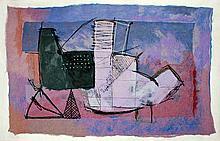 Large Calman Shemi Soft Painting