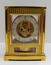 Atmos Le Coultre Clock