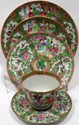 Antique Rose Medallion Dinnerware Set