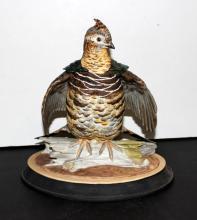 Boehm Porcelain Figure of Bird