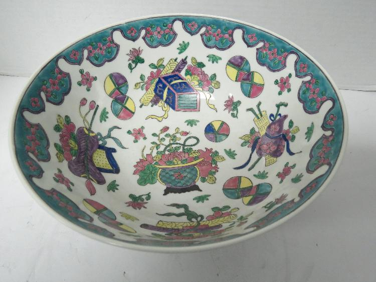 Chinese Porcelain Decorative Bowl
