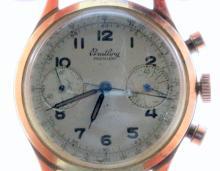 Breitling Premier 18Kt RG Wristwatch