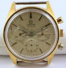 Omega Deville Chronograph Wristwatch