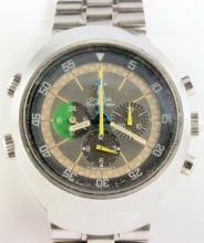 Omega Flightmaster Chronograph 1970's  Wristwatch