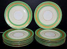 Set of 12 Bavarian Service Plates